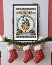 Viking Scandinavian 11x17 Poster lifestyle-holiday-poster-4