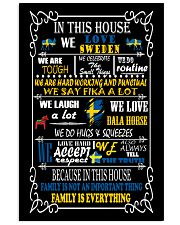 Swedish House 11x17 Poster front