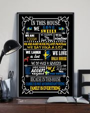 Swedish House 11x17 Poster lifestyle-poster-2