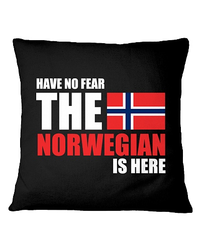 Norwegian Is Here