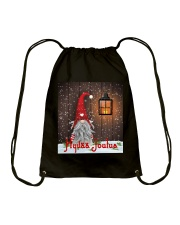 Finnish Christmas Drawstring Bag thumbnail