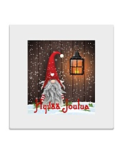 Finnish Christmas Square Coaster thumbnail