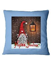 Finnish Christmas Square Pillowcase thumbnail