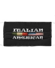 Italian American 2 Cloth face mask thumbnail