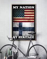 Finnish Nation Heritage 11x17 Poster lifestyle-poster-7