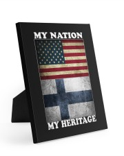 Finnish Nation Heritage 8x10 Easel-Back Gallery Wrapped Canvas thumbnail