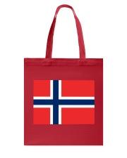 Norway Flag Tote Bag thumbnail