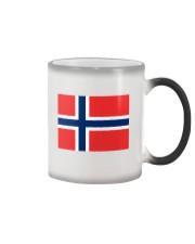 Norway Flag Color Changing Mug thumbnail