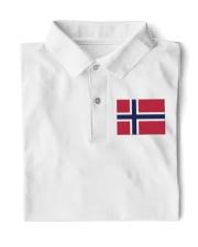 Norway Flag Classic Polo thumbnail