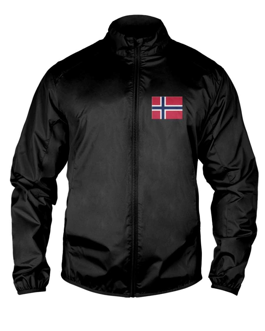 Norway Flag Lightweight Jacket