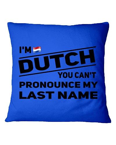 Dutch Last Name