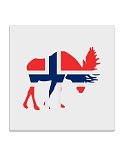Norway Symbol Square Coaster thumbnail