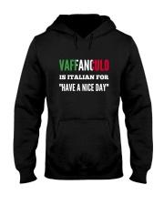 Italian Vaffanculo Hooded Sweatshirt thumbnail