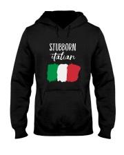 Italian Stubborn Hooded Sweatshirt thumbnail