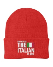 Italian Stubborn Knit Beanie thumbnail
