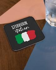 Italian Stubborn Square Coaster aos-homeandliving-coasters-square-lifestyle-01
