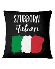 Italian Stubborn Square Pillowcase thumbnail