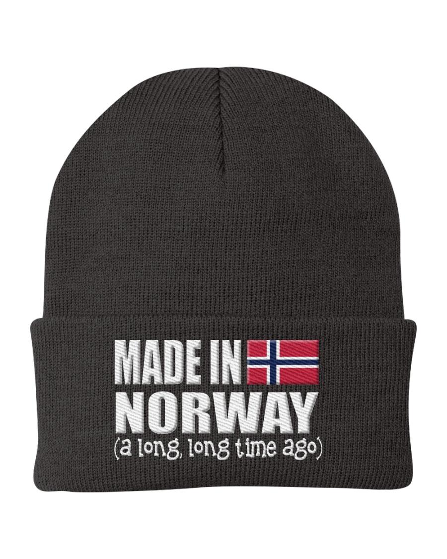 Norwegian Pronounce Knit Beanie