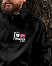 Norwegian Pronounce Lightweight Jacket garment-embroidery-jacket-lifestyle-13
