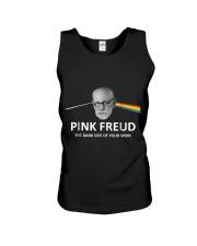Original Pink Freud Dark Side Of Your Mom Shirt Ba Unisex Tank thumbnail