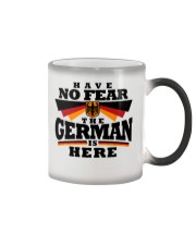 THE GERMAN MUG Color Changing Mug color-changing-right