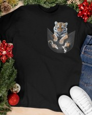Tiger in your pocket Classic T-Shirt apparel-classic-tshirt-lifestyle-front-81