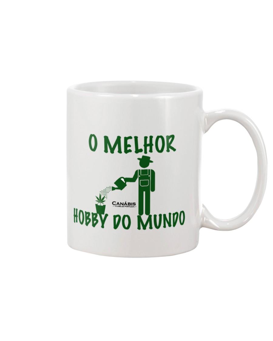 Ajuda o Canabis Clube de Portugal Mug
