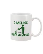 Ajuda o Canabis Clube de Portugal Mug front