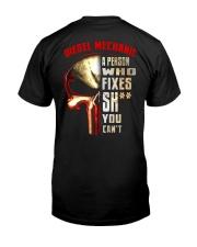 diesel mechanic fixes Classic T-Shirt thumbnail
