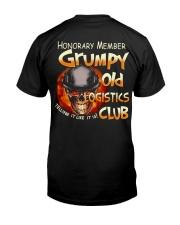 logistics-grumpy Classic T-Shirt thumbnail