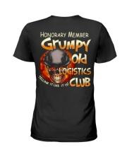 logistics-grumpy Ladies T-Shirt thumbnail