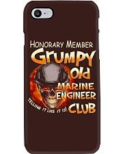 marineengineer Phone Case thumbnail