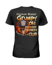 marineengineer Ladies T-Shirt thumbnail