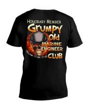 marineengineer V-Neck T-Shirt thumbnail