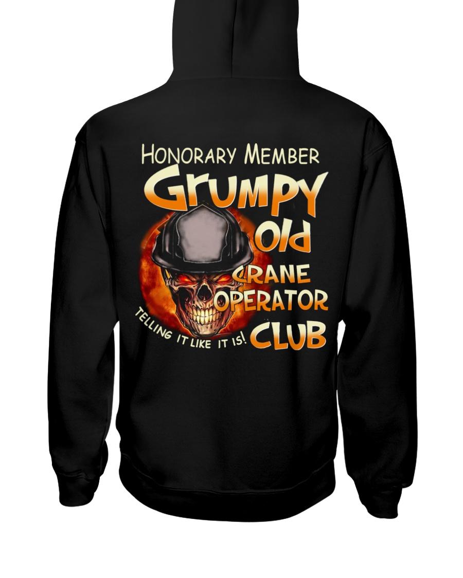 crane Hooded Sweatshirt