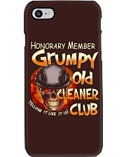Cleaner-grumpy074 Phone Case thumbnail