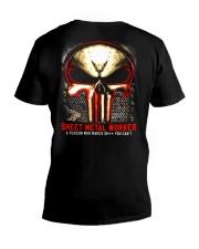 sheet V-Neck T-Shirt thumbnail