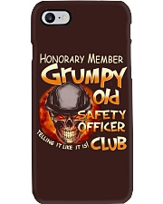 safety officer Phone Case thumbnail