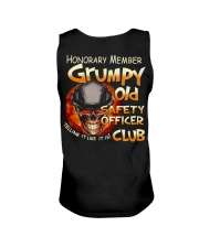 safety officer Unisex Tank thumbnail