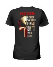 Fitterkull Ladies T-Shirt tile