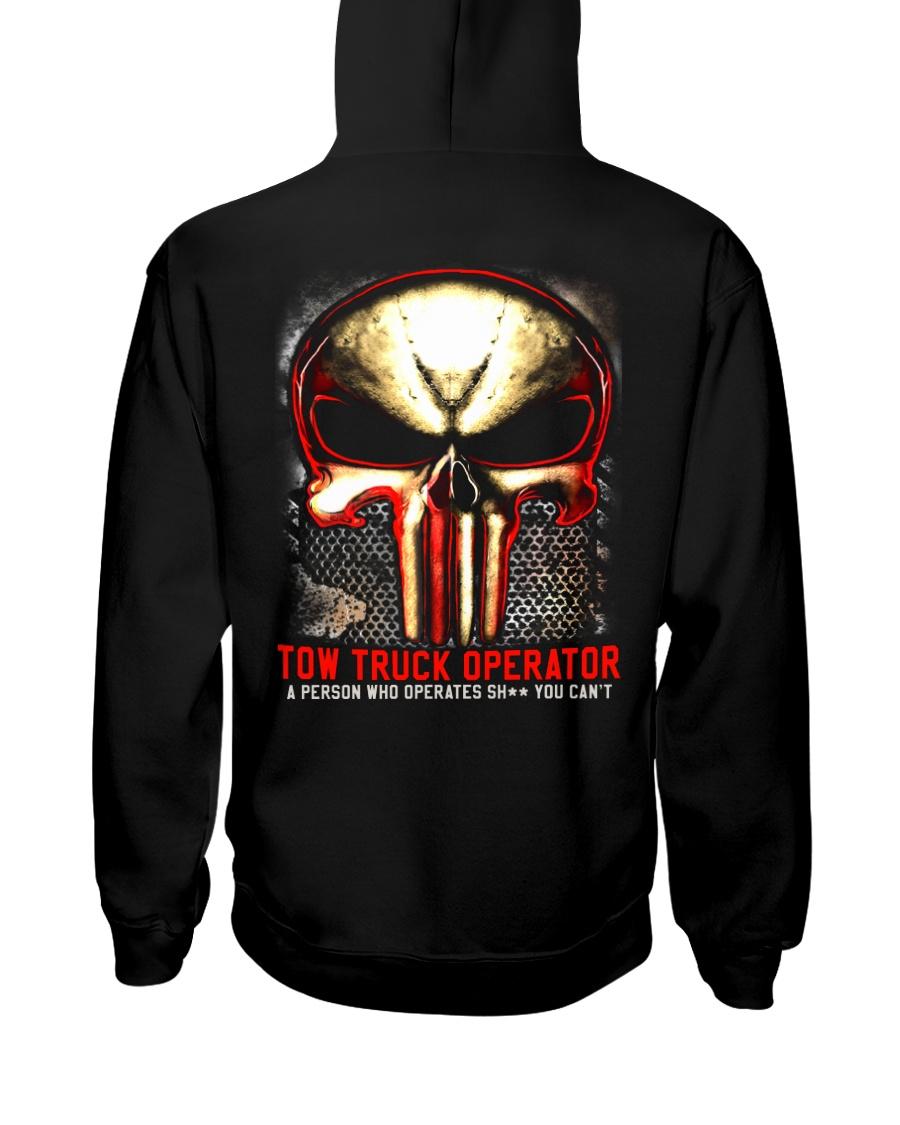 tow truck Hooded Sweatshirt