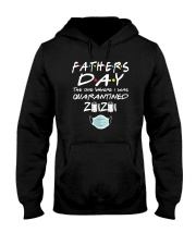Fathers Day the One Where I was Quarantined 2020 Hooded Sweatshirt thumbnail