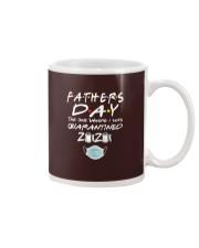 Fathers Day the One Where I was Quarantined 2020 Mug thumbnail