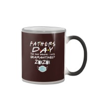 Fathers Day the One Where I was Quarantined 2020 Color Changing Mug thumbnail