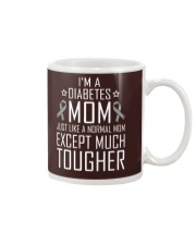Tough Mom Mug tile
