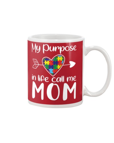 My purpose call me Mom