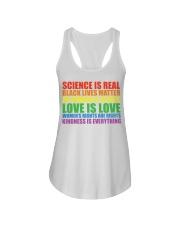 Science is real Ladies Flowy Tank thumbnail