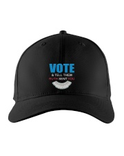 Vote and tell them ruth sent you Embroidered Hat thumbnail