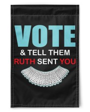 """Vote and tell them ruth sent you 11.5""""x17.5"""" Garden Flag thumbnail"""