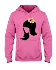 Qween Hooded Sweatshirt front